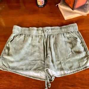 Authentic American Heritage Shortie Shorts